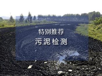 污泥检测,污泥有机质检测,污泥检测项目