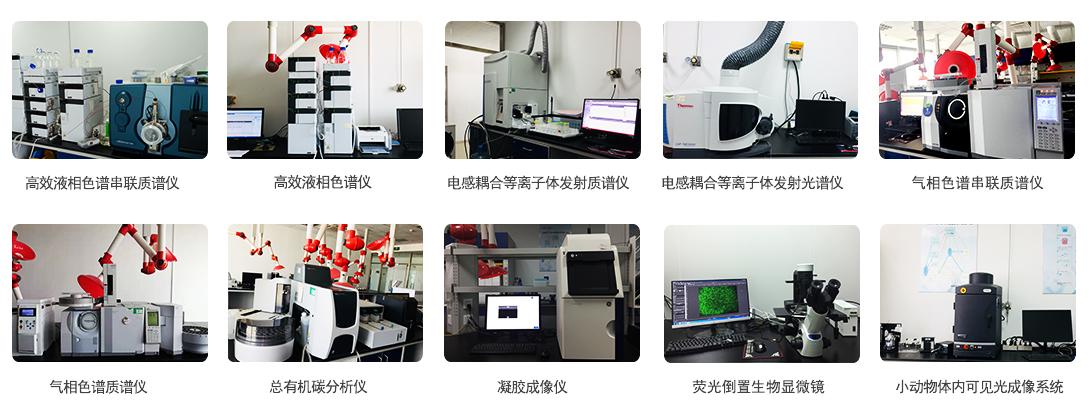 凝胶色谱分析测试